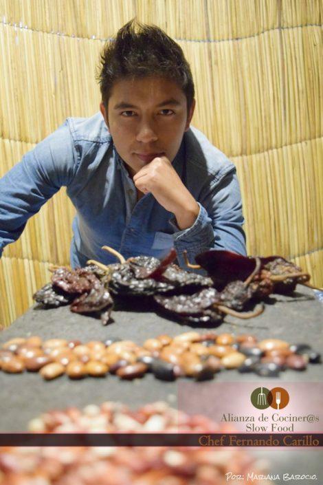 Chef Fernando Carillo