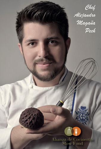 Chef Alejandro Magaña