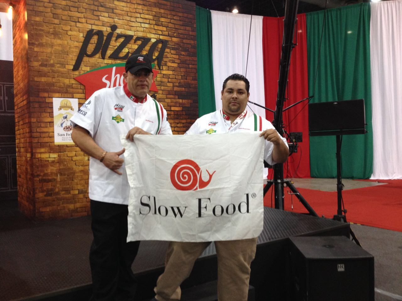 Slow Food Pizza Show