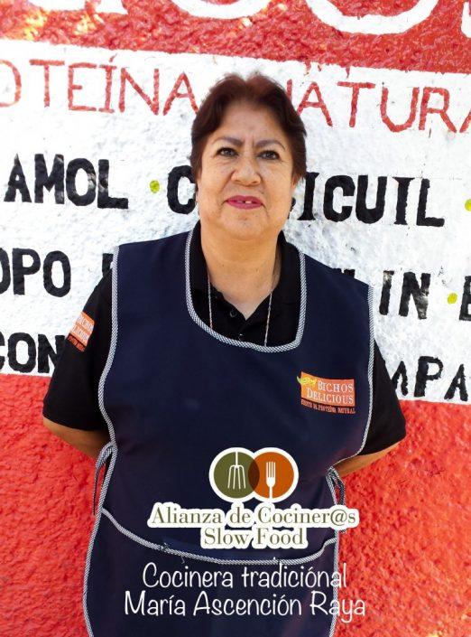 María Ascención