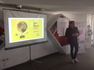 Taller Slow Food Mexico 2017