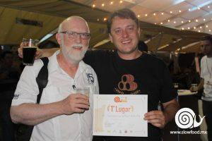 Jueces internacionales en la Competencia Slow Beer Mx 2017