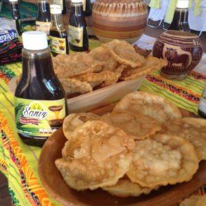 3er encuentro de Cocina Tlaxcalteca