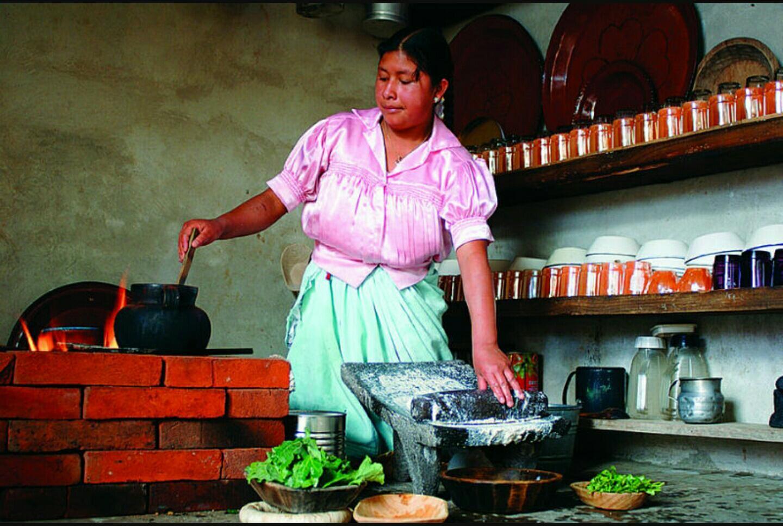 Slow Food Urupan Meseta Purépecha