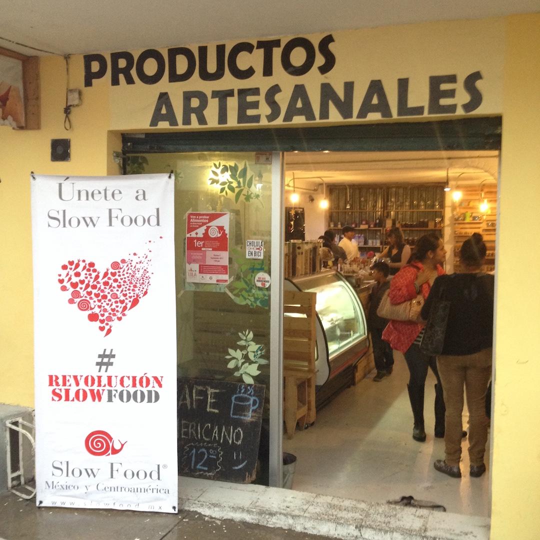 Baluartes Slow Food de venta en Lula Gourmet