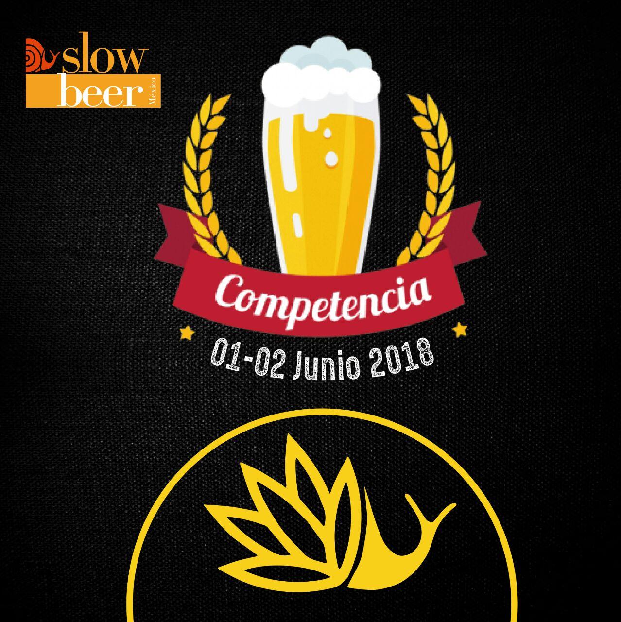 Competencia Slow Beer México 2018